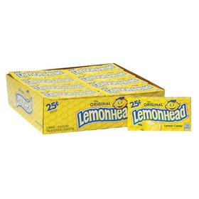 Lemonhead Theatre Box