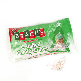Old Fashioned Brach's Peppermint Crushed Candy Canes (12oz)
