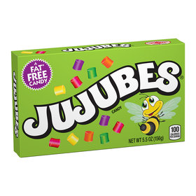 JuJubes Theatre Box