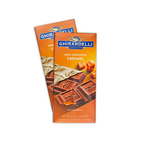 Ghirardelli Milk Chocolate Caramel Bars