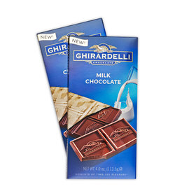 Ghiradelli Milk Chocolate Bars