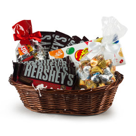 Large Candy Gift Basket