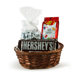 Small Candy Gift Basket