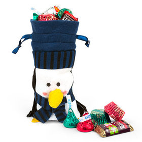 Little Blue Penguin Bag 1/2lb Hershey's Holiday Mix