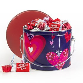Heartstrings Candy Tin 3.5 lb Valentine's Day Mix