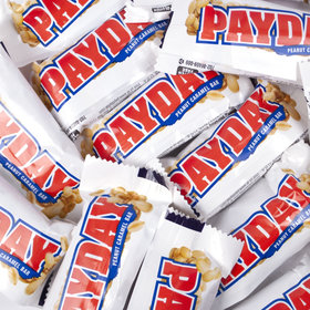 PayDay Snack Size Candy Bars