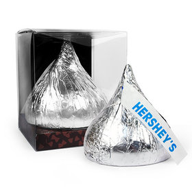 Hershey's Giant Silver Kiss 12oz