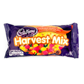 Cadbury Milk Chocolate Harvest Mix
