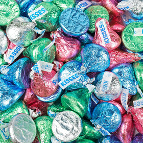 Hershey's Kisses Spring Mix Candy