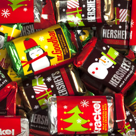 Hershey's Miniatures Holiday Mix Candy Bars