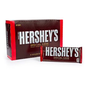 Hershey's Special Dark Candy Bars (36 Pack)