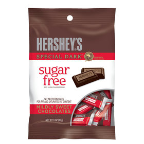 Sugar Free Hershey's Special Dark Chocolate Bars