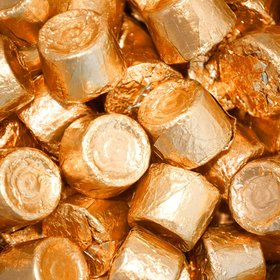 Rolo Gold Foil Candy