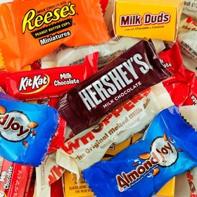 Halloween All Time Greats Minis Assortment by Hershey