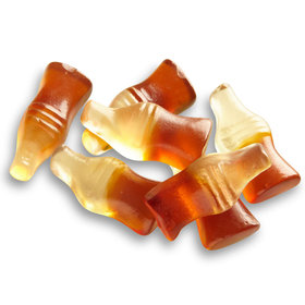 Haribo Happy Cola Gummy Bottles