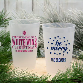 Personalized Christmas 20oz Shatterproof Cup