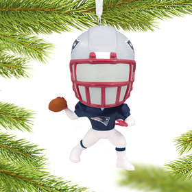 New England Patriots Ornament