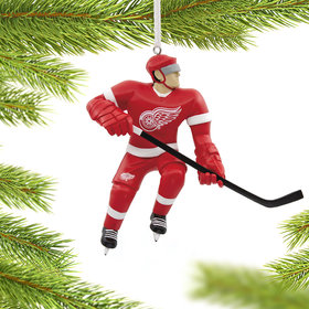 NHL Detroit Red Wings Ornament