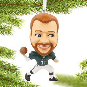 NFL Philadelphia Eagles Carson Wentz Ornament