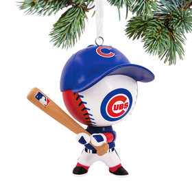 MLB Chicago Cubs Ornament