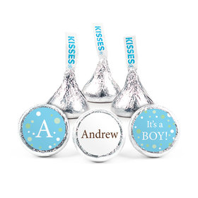 Personalized Boy Birth Announcement His Snapshot Hershey's Kisses (50 pack)