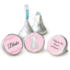 Baptism Personalized Hershey's Kisses Wrapped in Faith Assembled Kisses (50 Pack)