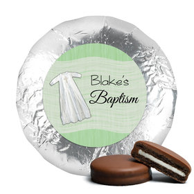 Baptism Chocolate Covered Oreos Wrapped in Faith (24 Pack)