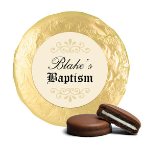 Baptism Chocolate Covered Oreos Certificate of Baptism (24 Pack)