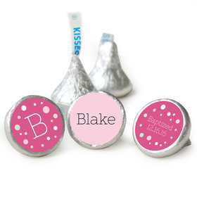 Baptism Personalized Hershey's Kisses & Dots Assembled Kisses (50 Pack)