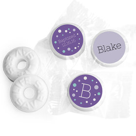 Baptism Personalized Life Savers Mints & Dots (300 Pack)