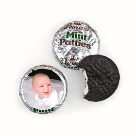 Baptism Cute Pic Pearson's Mint Patties
