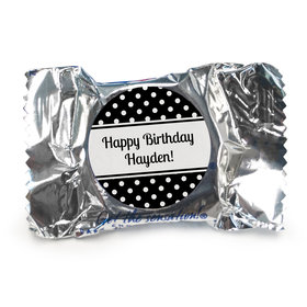 Birthday Personalized York Peppermint Patties Polka Dot (84 Pack)