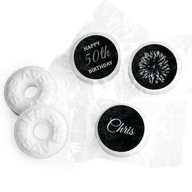 Birthday Personalized Life Savers Mints Mum and Age