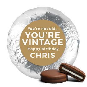 Birthday Chocolate Covered Oreos You're Vintage (24 Pack)