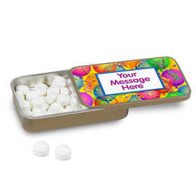 Balloon Bash Personalized Mint Tin (12 Pack)