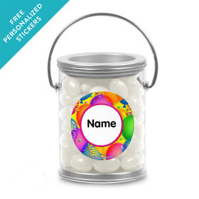Balloon Bash Personalized Paint Cans (25 Pack)