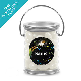 Sparkle Birthday Milestone Personalized Paint Cans (25 Pack)
