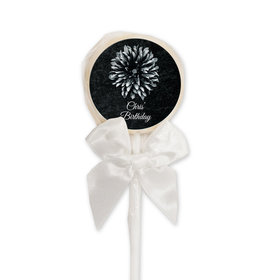 Birthday Personalized Lollipop Mum and Age (24 Pack)