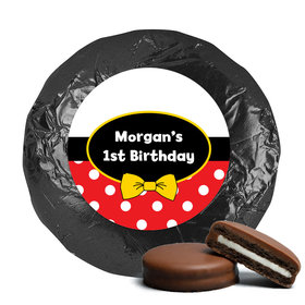 Birthday Chocolate Covered Oreos Mickey Mouse (24 Pack)