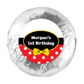 "Birthday 1.25"" Sticker Mickey Mouse (48 Stickers)"