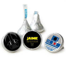 Galactic Empire Birthday Stickers (108 Stickers)