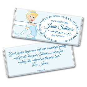 Birthday Personalized Chocolate Bar Wrappers A Real Cinderella