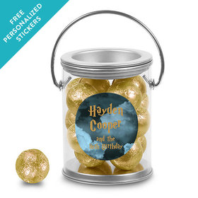 Birthday Personalized Paint Can Harry Potter Wizzardly Wishes (25 Pack)