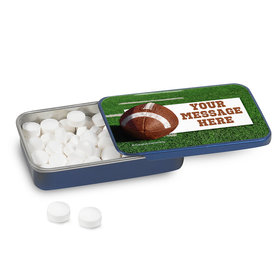 Football Personalized Mint Tin (12 Pack)
