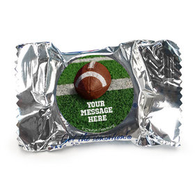 Football Personalized York Peppermint Patties (84 Pack)