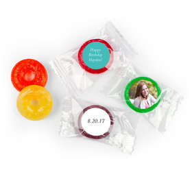 Birthday Personalized Life Savers 5 Flavor Hard Candy Full Photo