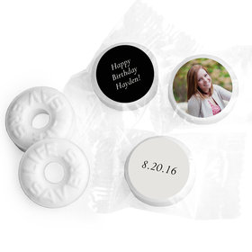 Birthday Personalized Life Savers Mints Full Photo