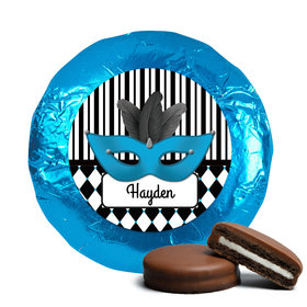 Birthday Chocolate Covered Oreos Harlequin Masquerade (24 Pack)