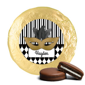 Birthday Chocolate Covered Oreos Harlequin Masquerade