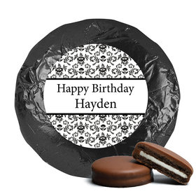 Birthday Chocolate Covered Oreos Jacquard Pattern (24 Pack)